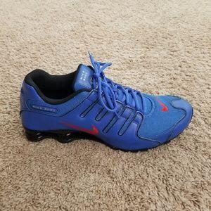 Nike ID Shox NZ Premium Sneakers Men's size 14